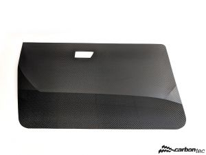 Carbon door cards Volkswagen Golf MK2 front rear 5door