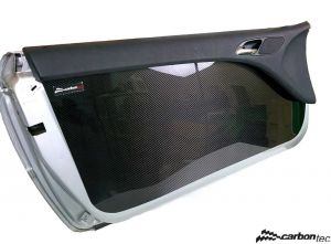 Carbon door cards BMW E46 Coupe