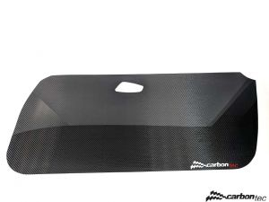 Carbon door cards BMW E92 Coupe