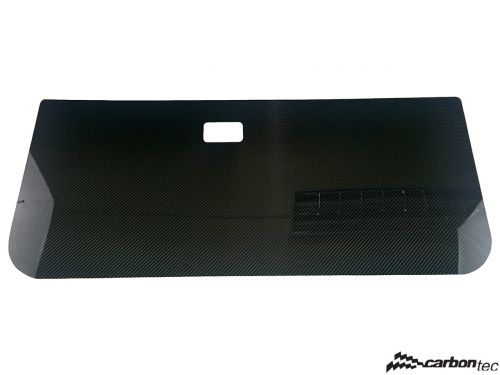Carbon front door cards Volkswagen Golf MK1